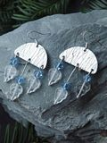 Artistic Aluminium Earrings