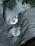 Artistic Aluminium Earrings